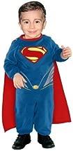 Baby Boys' Superman Ez On Romper - IN