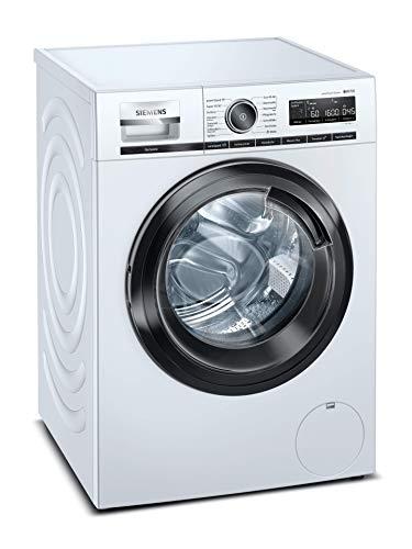 Siemens WM16XMJ00P iQ700 Waschmaschine / 9kg / C / 1600 U/min / Outdoor-Programm / varioSpeed Funktion / Nachlegefunktion / aquaStop