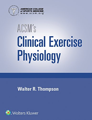 ACSM's Clinical Exercise Physiology + ACSM's Guidelines for Exercise Testing and Prescriptionの詳細を見る