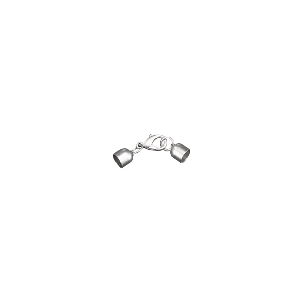 RAYHER 2223022?Jewellery Clasp?–?5?mm Self-Service Bag/Pack of 1, Silver