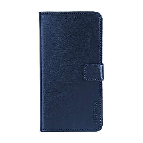 Manyip Bluboo S1 Hülle,Handyhülle Bluboo S1,TPU-Schutzhülle mit [Aufstellfunktion] [Kartenfächern] [Magnetverschluss] Brieftasche Ledertasche für Bluboo S1