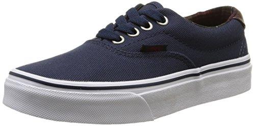 Vans K Era 59 Plaid, Unisex-Kinder Sneakers, Blau (Plaid/Dress Blues), 28 EU