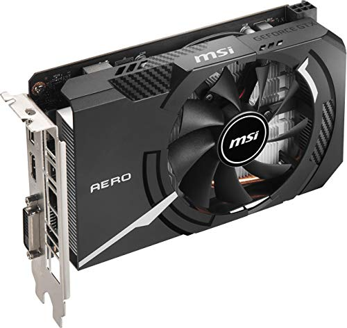 MSI GeForce GTX 1650 SUPER 4 GB AERO ITX OC Video Card