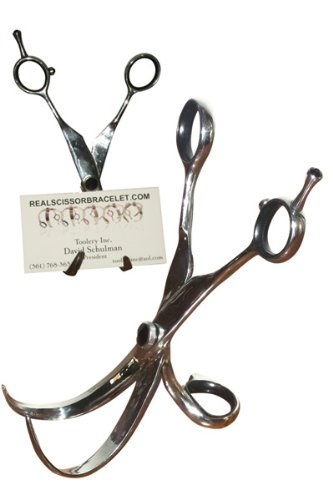 Salon owners will love a business card holder as a Christmas gift