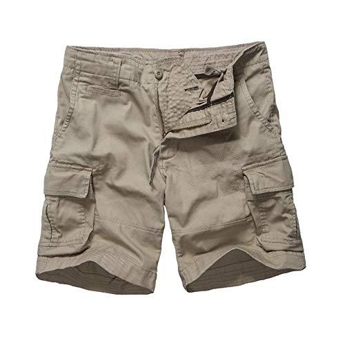 Feidaeu Shorts pour Hommes Shorts Multi-Poches Occasionnels pour Hommes