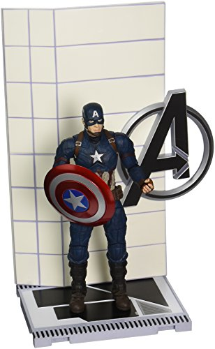 Diamond Select Toys Marvel Select: Captain America: Civil War: Captain America Action Figure