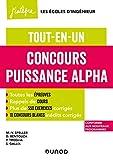 Concours Puissance Alpha - Tout-en-un - 2e éd. Tout-en-un