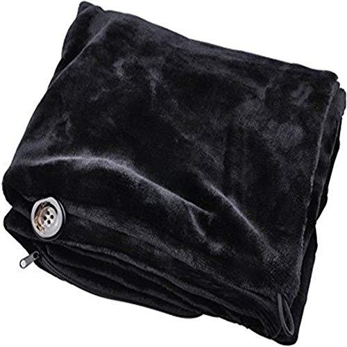 Preisvergleich Produktbild Lispeed Wärmeunterbett,  Wärmedecke,  Wildleder Heizdecke Kuscheldecke Electrische Blanket USB-Aufladung Warm-Up Pad Schnellheizung Abnehmbares Waschbar 45cm * 80cm