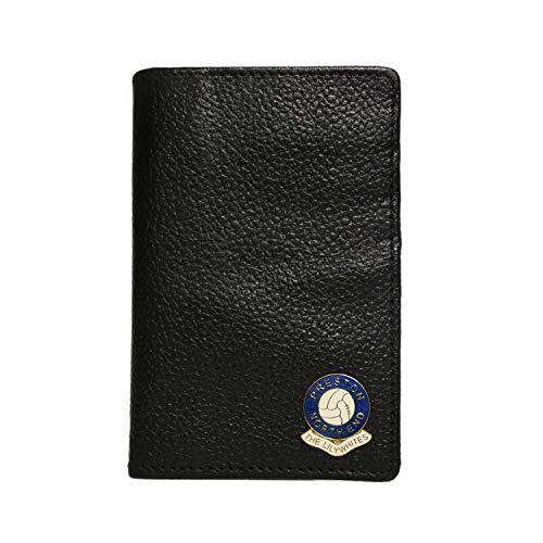 Preston North End Football Club Leather Credit Card case