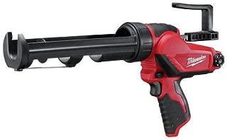 Milwaukee M12 12V Li-Ion 10 oz. Caulk and Adhesive Gun (Bare Tool) 2441-22 New