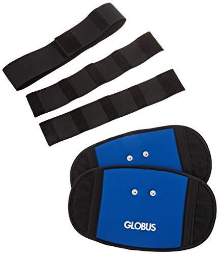 Globus Fast Pad, Negro y Azul, 5 Unidad (Paquete de 1)
