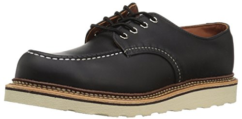 Red Wing Shoes - Red Wing Oxford Shoes - Black ..., Schwarz (Black), 9 UK