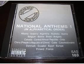 National Anthems 1 / Sonoton Authentic Series / SAS 103 / In Alphabetical Order / Alabama / Andorra (a) / Andorra (b) / Argentina (a) / Argentina (b) / Australia (a) / Australia (b) / Austria (a) / Austria (b) / Austria (c) / Austria (d) / Austria (e) / Austria (f) / Belgia (a) / Belgia (b) / Belgia (c) / Belgia (d) / Belgia (e) / Belgia (f) / Bolivia (a) / Bolivia (b) / Brasile (a) / Brasile (b) / Bulgaria (a) / Canada (a) / Canada (b) / Republica Centrale Africana (a) / Republica Centrale Africana (b) / Chile (a) / Chile (b) / China (a) / China (b) / China (a) / Cuba (a) / Cuba (b) / Cuba (a) / Cecoslovacchia (a) / Denmark (a) - Royal Hymn / Denmark (b) - Royal Hymn / Denmark (c) - Royal Hymn / Denmark (d) - Royal Hymn / Denmark (e) - Royal Hymn / Denmark (f) - Royal Hymn / Denmark (a) / Denmark (b) / Denmark (c) / Denmark (d) / Denmark (e) / Denmark (f) / Ecuador (a) / Ecuador (b)