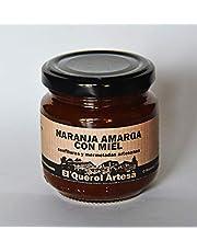 Mermelada Artesana de NARANJA AMARGA CON MIEL. 170gr. Ingredientes 100% naturales. Envíos gratis a partir de 20€.