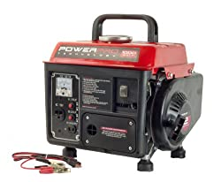 Generators for Tailgating are tested and compared