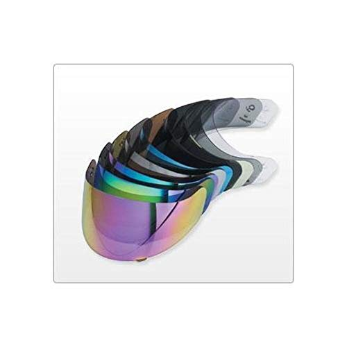 HJC Helmets HJ-07 Unisex-Adult Replacement Helmet Anti-Scratch Face Shield (Clear, One Size)