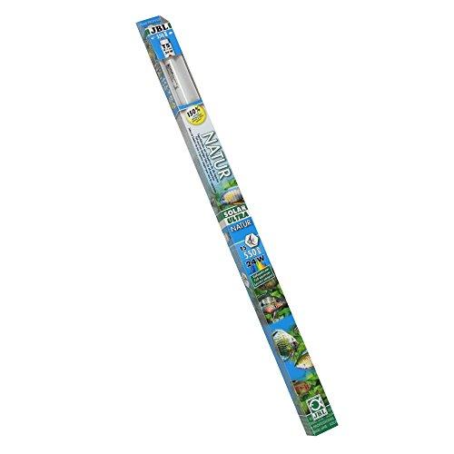 JBL 61671 Solar-Leuchtstoffröhre, Tageslichtröhre für Süßwasseraquarien, 24 W Solar Natur Ultra T5