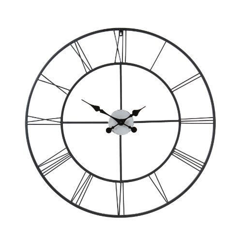 17 best oversized wall clocks large decorative 30 inches for 2020