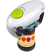 LAO XUE Electric Can Opener,The Hands Free Can Opener,Automatic Can Opener with Soft Edges,Less Effort,for New Sealed Cans,for Seniors,Arthritic,Chef