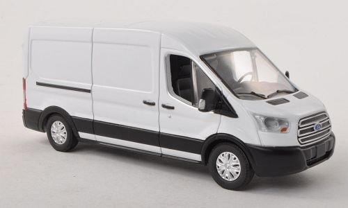 Ford Transit Kasten, Weiss , 2015, Modellauto, Fertigmodell, Greenlight 1:43