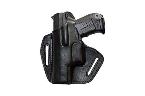 VlaMiTex BXLi Leder Pistolenholster für SFP9 HK Heck und Koch VP9 Links