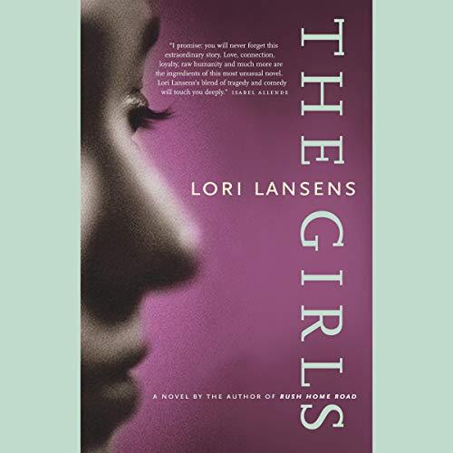 The Girls audiobook cover art