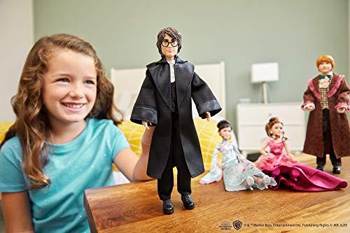 Harry Potter Muñeco Harry Potter Baile de navidad de Harry Potter con accesorios (Mattel GFG13) , color/modelo surtido 2