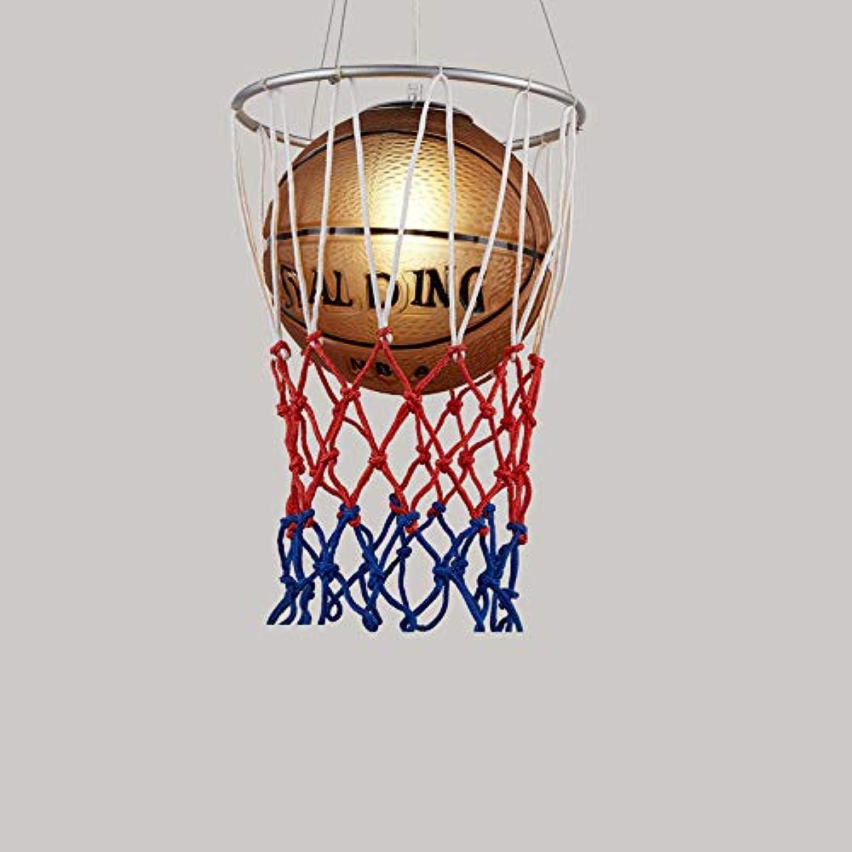 1 Kinderzimmer Kronleuchter kreative Persnlichkeit Fuball Basketball Junge Mdchen Cartoon Lampe Schlafzimmer Kindergarten frühen Klassenzimmer