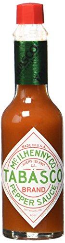 TABASCO Red Pepper Sauce, 3er Pack (3 x 60 ml)