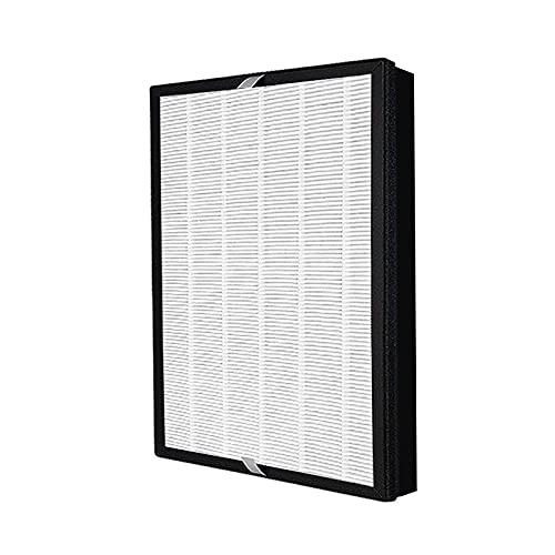 JGSDJWIAS Cleaner Spare Accessories FY2420 FY2422 Activated Carbon hepa Filter fit for Philips Air Purifier AC2889 AC2887 AC2882 AC2878 AC3822 (Color : Hepa Filter)