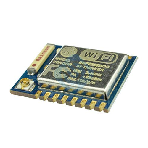 ZTSHBK ESP8266 WiFi-Modul ESP-07 für Arduino UNO WiFi-Transceiver Wireless Esp-07 AP + STA WiFi-Board-Panel 3.3V 300mA