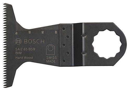 Bosch 2608662037 Lame plongeante BIM SAIZ 65 BSB hard wood 40 x 65 mm