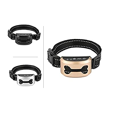 Amazon - Save 50%: ShioSel, Bark Collar for Small, Medium, Large Dog – Stop Barking with Ultraso…