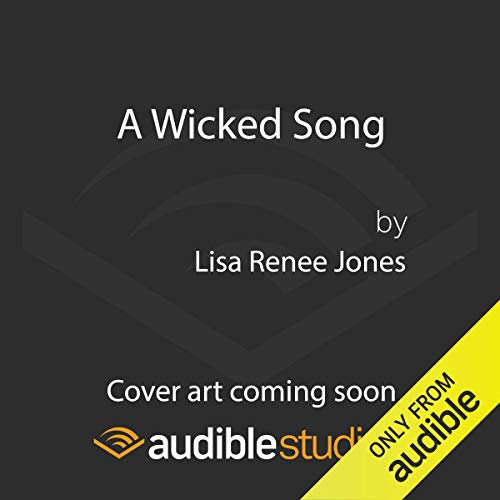 A Wicked Song audiobook cover art