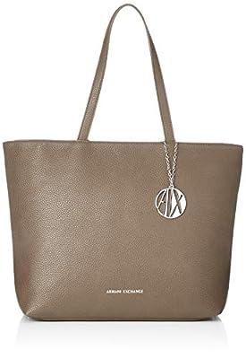 Armani Exchange Womans Shopping - Bolsos totes Mujer de Armani Exchange