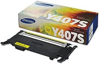 Samsung CLT-K407S Toner Cartridge Black for CLP-325W; CLX-3185; FW1500
