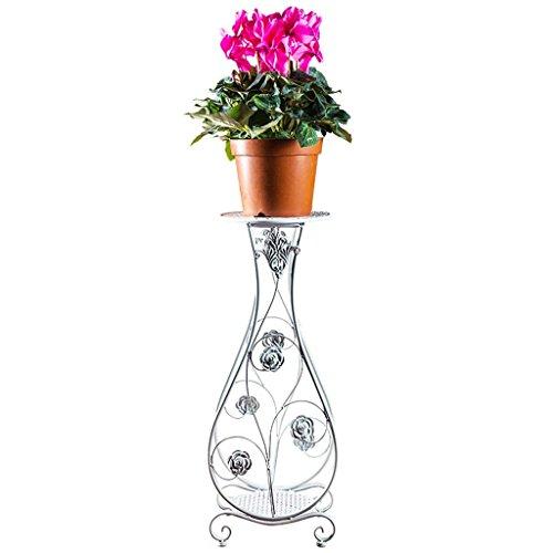Ali@ Salle de séjour d'intérieur de Cadre de Fleur de Style européen avec la Plate-Forme de Fleur de créativité de Style de Plancher de Balcon