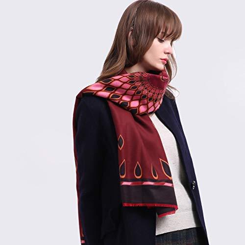 BINGSL sjaal, halsdoek, licht, dames, dik, sjaals, winter, warm
