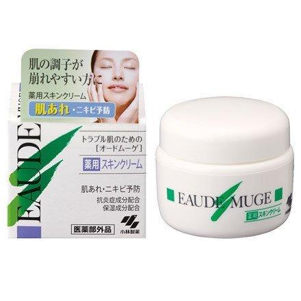 Eaude Muge Acne Skin Face Cream 40g - Japan No1 Acne Care Brand