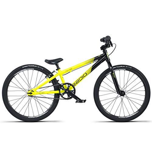 Radio Cobalt Mini 2019 Velo BMX Race (17.5' - Black/Neon Yellow)