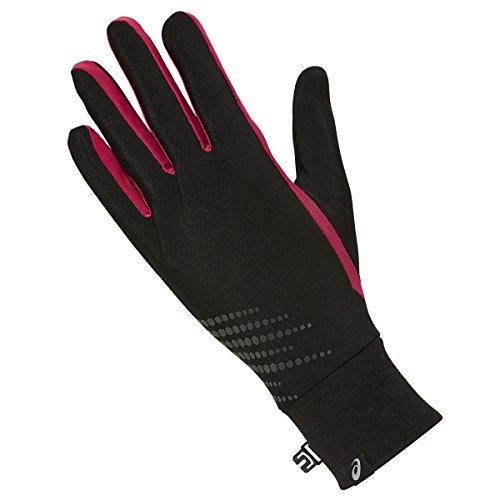 Asics Basic Performance Running Gloves - Black-S