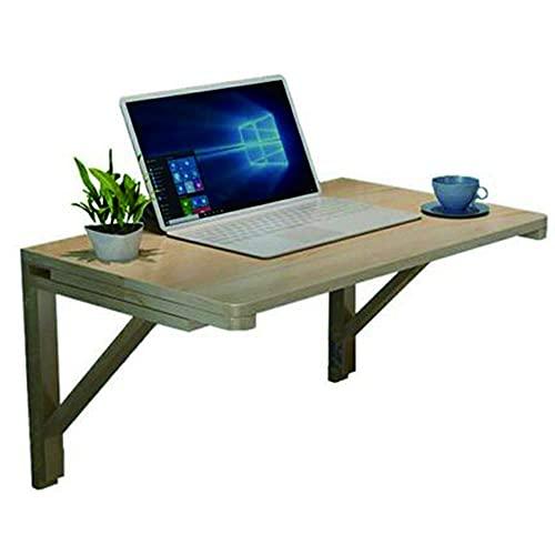 Hogar Simple Mesa de Pared Mesa Plegable Mesa de Comedor Colgante de Pared Colgante de Pared Escritorio de la computadora Escritorio de Pared
