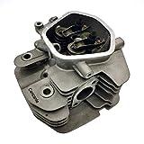 Cancanle - Cabezal cilíndrico para Honda GX340 GX390 11hp y 13hp