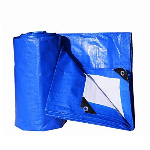 Feuille de bâche Écran solaire imperméable Épaisseur de voile occultant Tissu d'isolation Tissu en plastique Auvent Écran solaire Filet de tente Tente Adapté à la protection UV Bâches en bois de camio