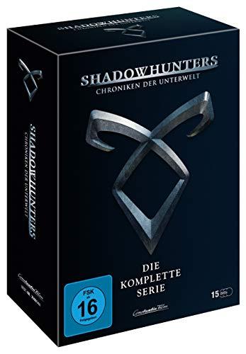 Shadowhunters Gesamtbox - Staffel 1-3.2 [15 DVDs]