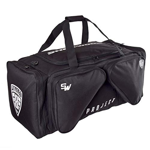 Sherwood Eishockeytasche True Touch T 75 Carry Bag, Schwarz, 102 x 41 x 41 cm, 172 Liter