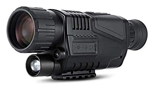 DZHTSWD HD Digital-Teleskop mit Kamera-Langstrecken-Fotoaufzeichnung Videoaufnahmen einfach zu bedienen mit Tragetasche