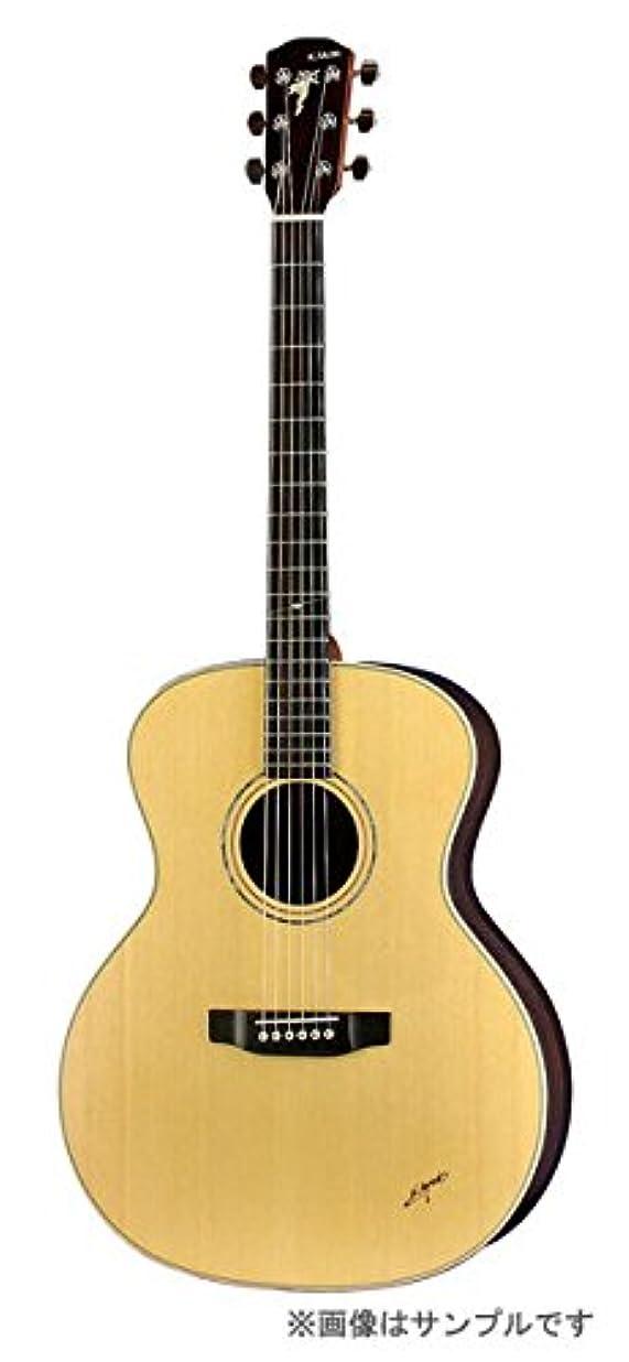事前目立つ学部K.YAIRI BL-95 N アコースティックギター ハードケース付き