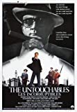 The Untouchables - Robert DE NIRO - Belgian – Film Poster