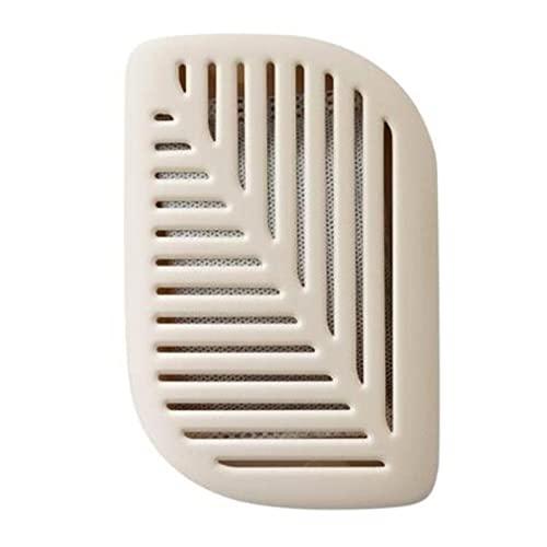 XKMY Desodorante para refrigerador, purificador de carbón y refrigerador, desodorante absorbente para eliminar los olores, olor a forma de hoja verde, nevera y aire fresco (color: lavanda)